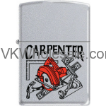 Zippo Classic Carpenter Satin Chrome Z282Wholesale
