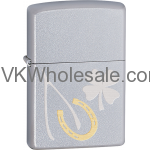 Zippo Classic Good Luck Charms Lighter Z269