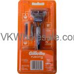 Gillette Fusion 5 Razor with 2 Blades Wholesale