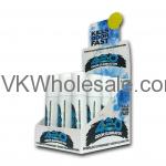420 Odor Eliminator Spray 12CT Display New Car Blue Wholesale