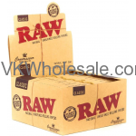 RAW Classic Kingsize Slim + Tips Wholesale