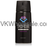 Wholesale AXE Deodorant Spray Marine 6 pk