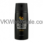 Wholesale AXE Deodorant Spray Wild Spice 6 pk