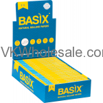 BASIX Natural Rolling Papers 1 1/4 Wholesale