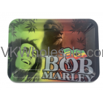 Bob Marley Mini Rolling Trays Wholesale