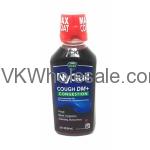 Vicks NyQuil Cough DM+ Congestion 12oz Berry Flavor Wholesale