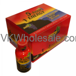 5 Hour Energy Grape Box