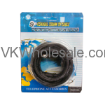 9' Coaxial 750hm TV Cable Wholesale