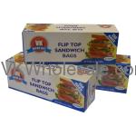 Sandwich Bags Flip Top