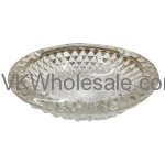 Wholesale Decorative Glass Round Ashtray