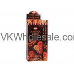 HEM Amber Rose Incense Sticks Wholesale