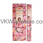Wholesale HEM Precious Lotus Incense Sticks Assorted