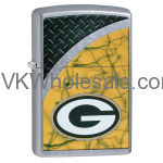 Green Bay Packers Zippo Lighters Wholesale