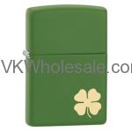 Zippo Shamrock John Deere Green Lighters Wholesale
