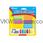 Neon Eraser Sets  Wholesale