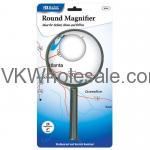 Round 2X Handheld Magnifier Wholesale