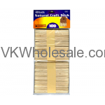 Natural Craft Sticks Wholesale