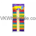 Colored Craft Sticks Wholesale