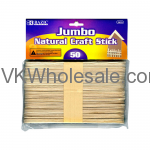 Jumbo Craft Sticks Wholesale