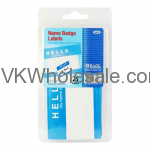 """HELLO my name is"" Name Badge Label (25/Pack) Wholesale"