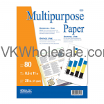 White Multipurpose Paper Wholesale