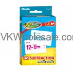 Subtraction Flash Cards (36/Pack) Wholesale