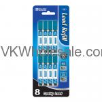 20 ct. 0.7 mm. Mechanical Pencil Lead (8/Pack) Wholesale
