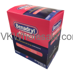 Benadryl Allergy Pills Wholesale