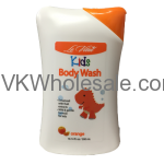 Kids Body Wash Orange Wholesale