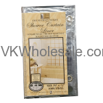 Shower Curtain Liner Super Clear Wholesale