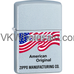 Zippo Classic American Original Satin Chrome Z155 Wholesale