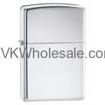 Zippo Windproof High Polish Lighter 250 Wholesale