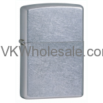 Zippo Windproof Street Chrome Lighter 207 Wholesale
