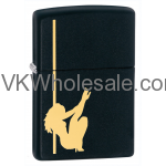 Zippo Sexy Stripper & Pole Lighter Wholesale