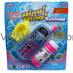 "5.5"" BUBBLE CELLPHONE W/ACCSS IN BLISTERED CARD ASSORTED Wholesale"
