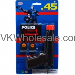 "5.5"" SOFT DAR GUN W/TARGETS IN BLISTER CARD Wholesale"
