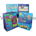 Gift Bags Happy Birthday Medium Wholesale
