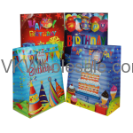 Gift Bags Happy Birthday Glossy Jumbo Wholesale