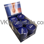 Nivea Creme 1 oz 29 g Travel Size Metal Tin 36 PC Display