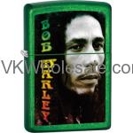 Zippo Classic Bob Marley Medow Z185 Windproof Flint Lighter Wholesale
