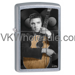 Zippo Lighter Elvis Guitar Windproof Lighter 28431 Wholesale
