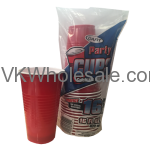 Dart Plastic Red Party Cups Wholesale
