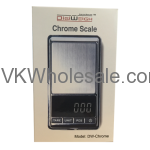 DigiWeigh Chrome Digital Scale Wholesale