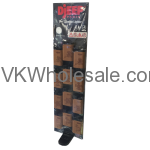 Djeep Paris Southwest Tan Leather Lighters Wholesale
