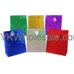 Gift Bags Hologram Medium Wholesale