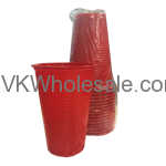Red Plastic Party Cups Wholesale