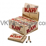 RAW Pre-Rolled Tips Wholesale