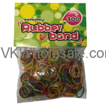 Rubber Bands Assorted Colors Wholesale