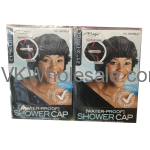 Wholesale Shower Cap X-Large Black