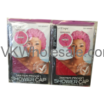 Wholesale Shower Cap Large Assorted Colors